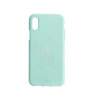Ocean Turquoise (Turtle Edition) Eco-Friendly iPhone XS Max Case
