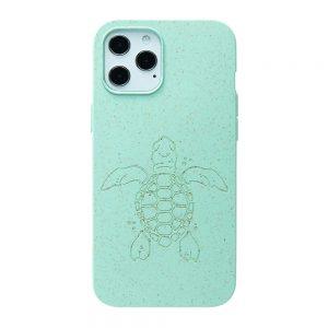 Ocean Turquoise (Turtle Edition) Eco-Friendly iPhone 12 Pro Max Case