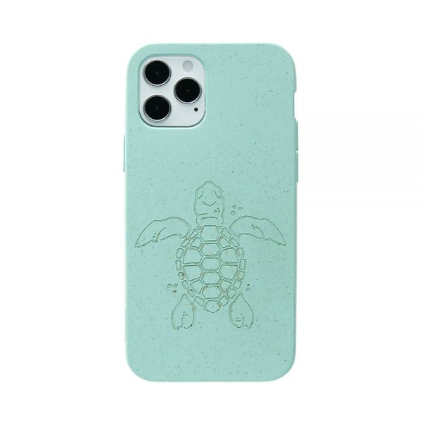 Ocean Turquoise (Turtle Edition) Eco-Friendly iPhone 12_iPhone 12 Pro Case
