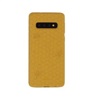 Honey (Bee Edition) Samsung S10+(Plus) Eco-Friendly Phone Case