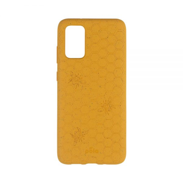 Honey (Bee Edition) Samsung S20+(Plus) Eco-Friendly Phone Case